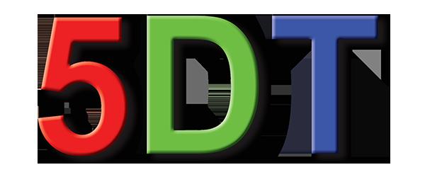 5DT company logo