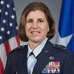 Commander of Second Air Force, Keesler Air Force Base