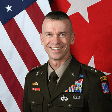 MG Donn H. Hill, Deputy Commanding General-Education, Combined Arms Center; Provost Army University; Deputy Commandant, Command and General Staff College