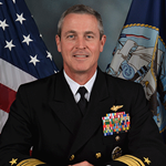 Rear Adm. Peter Garvin, Commander, Naval Education and Training Command