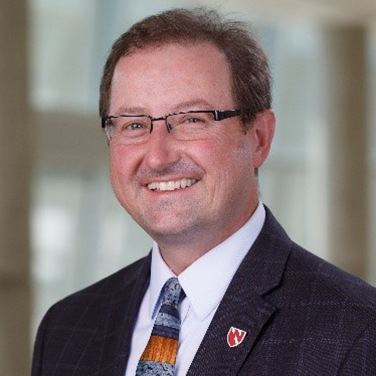 Headshot of Dr. Christopher Kratochvil, Associate Vice Chancellor for Clinical Research at the University of Nebraska Medical Center (UNMC) and Vice President for Research for Nebraska Medicine