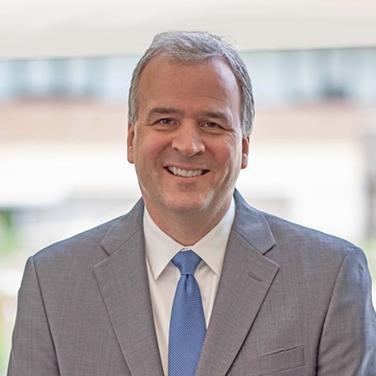 Headshot of Dr. Michael Wadman, Chairperson & Professor, Emergency Medicine, UNMC