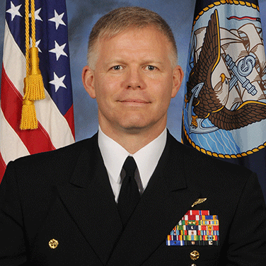 CAPT Tim Hill, USN, Commanding Officer, Naval Air Warfare Center Training Systems Division and NSA Orlando