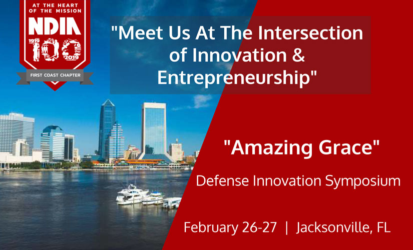 "NDIA First Coast Chapter Rear Admiral ""Amazing Grace"" Hopper Defense Innovation Symposium"
